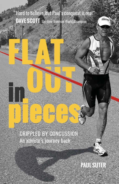 Flat Out in Pieces by Paul Suter