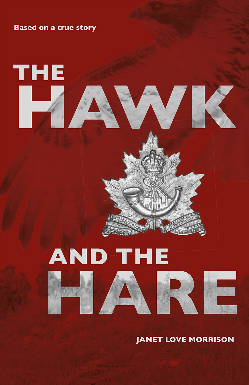 The Hawk and the Hare by Janet Love Morrison