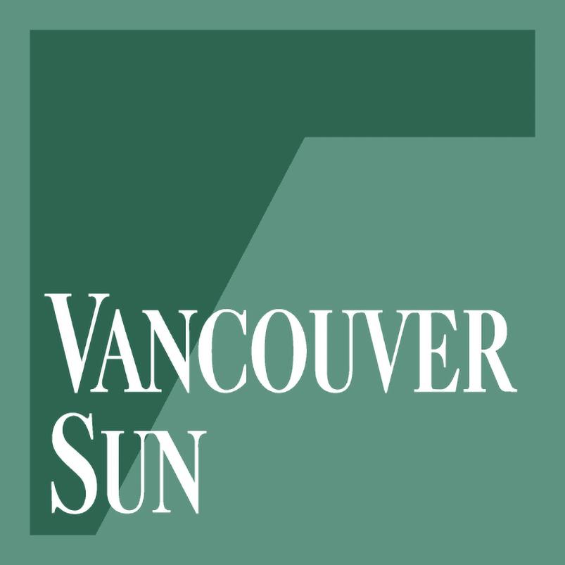 Vancouver Sun newspaper