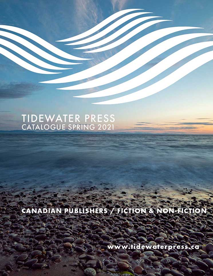 Tidewater Press Spring 2021 Catalogue