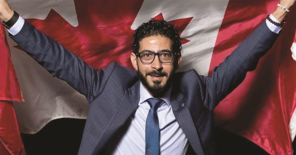 Hassan Al Kontar photo by Paul Corvette