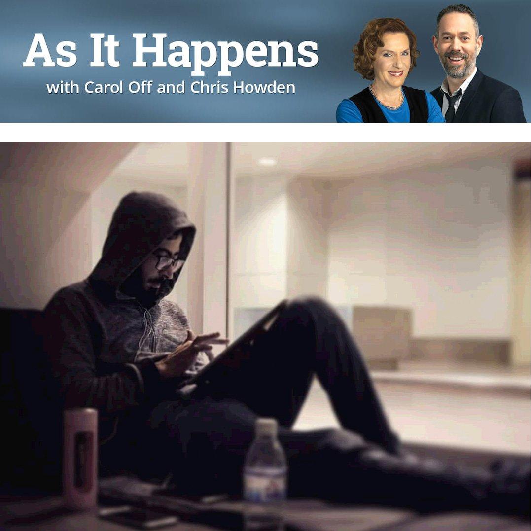 CBC As It Happens with Hassan Al Kontar